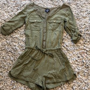 3 for 25$ AE Olive green romper